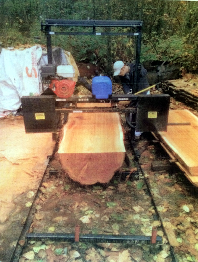 Bandsaw Mill For Sale >> Burg Bandsaw Mills Home Page